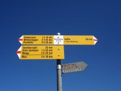 5 Seen Wanderung Pizol